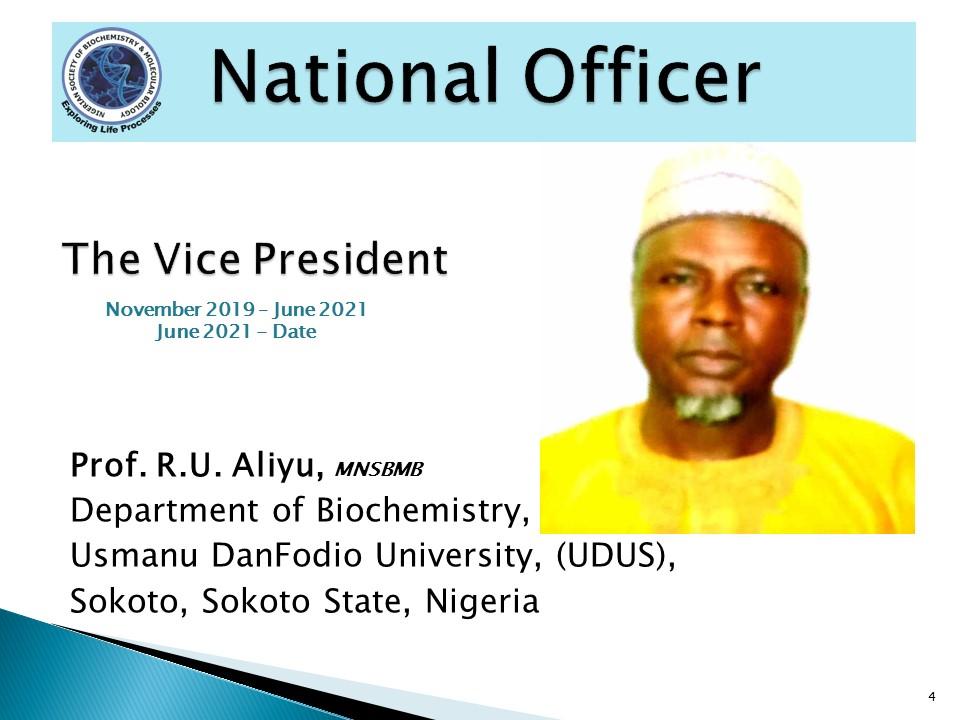 Prof. R.U. Aliyu