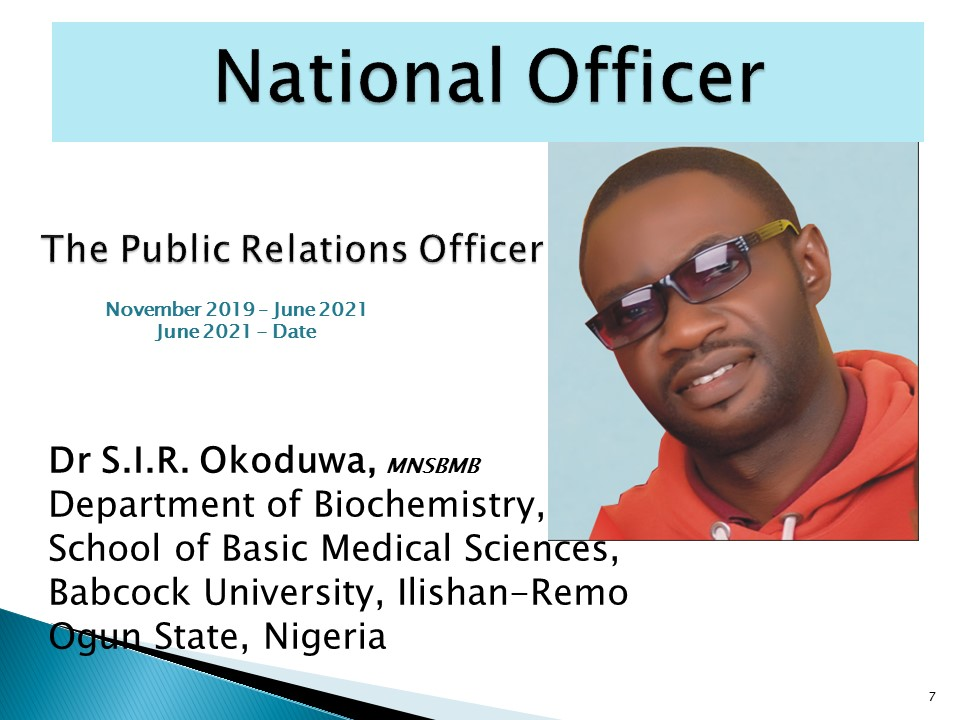 Dr S.I.R. Okoduwa